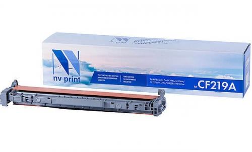 Барабан NV Print CF219A для принтеров HP, 12000 страниц