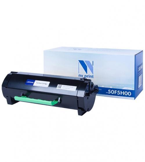 Картридж NVP совместимый NV-50F2X00 для Lexmark MS410d/MS410dn/MS415dn/MS510dn/MS610dn/MS610de/MX310de/MX410de/MX510de/MX511de/MX611de (10000 стр)