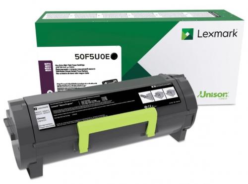 Оригинальный картридж Lexmark Lexmark 50F5U00/50F5U0E (505U) (20 000 стр., черный)