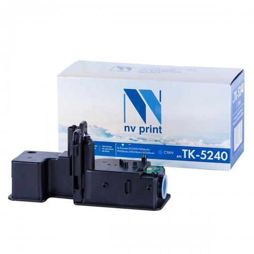 Картридж NVP совместимый NV-TK-5240 Cyan