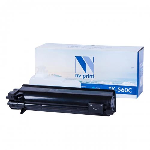Картридж NVP совместимый NV-TK-560 Cyan