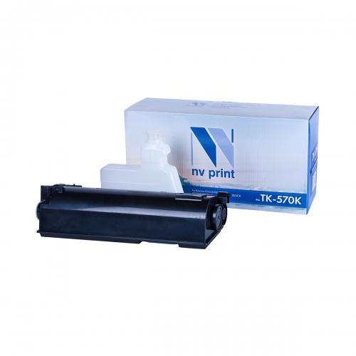 Картридж NVP совместимый NV-TK-570 Magenta