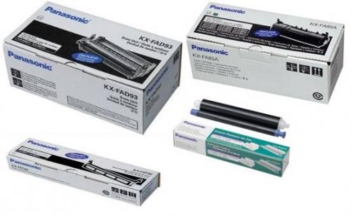 Оригинальный фотобарабан Panasonic KX-FA93A (6000 стр., черный)