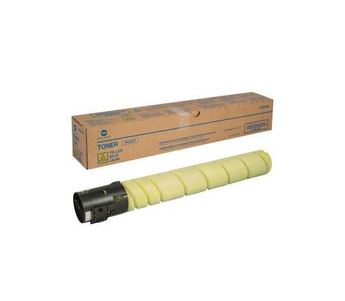 Тонер Konica-Minolta bizhub C454/554 желтый TN-512Y (o)