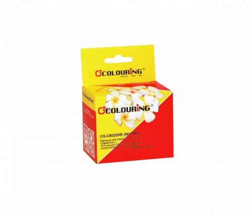 Картридж струйный CG-CB322HE (№178XL) (14 мл., Чёрный) для принтеров HP Photosmart C5380/C5383/C6380/C6383/D5460/D5463/Premium Fax/Pro B8553 Photo Black