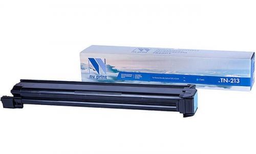 Картридж NV Print TN-213 желтый для принтеров Konica Minolta bizhub C203/ C253, 19000 страниц