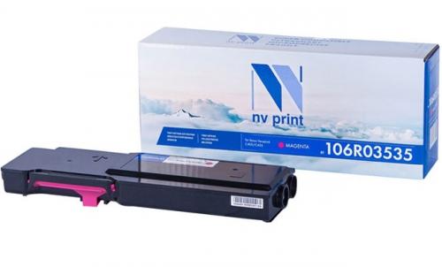Картридж NVP совместимый NV-106R03535 Magenta для Xerox VersaLink C400/C405 (8000 стр)