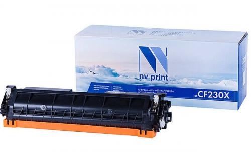 Картридж NV Print CF230X для принтеров HP LaserJet Pro M203dw/ M203dn/ M227fdn/ M227fdw/ M227sdn, 3500 страниц