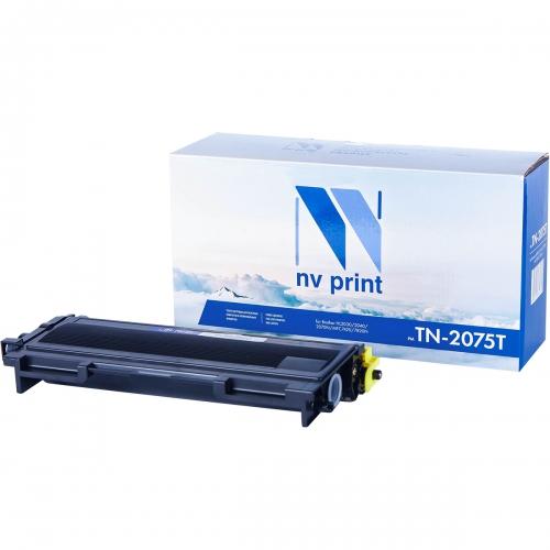 Картридж NVP совместимый NV-TN-2075T для Brother (2500 стр)