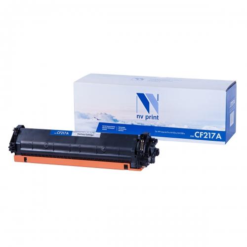 Картридж NVP совместимый NV-CF217A, 1600 стр