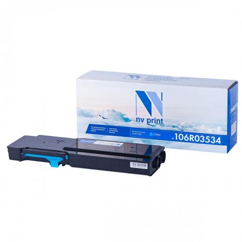 Картридж NVP совместимый NV-106R03534 Cyan для Xerox VersaLink C400/C405 (8000 стр)