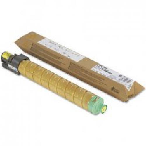 Оригинальный тонер-картридж Ricoh тип MPC3000E (15000 стр., желтый)