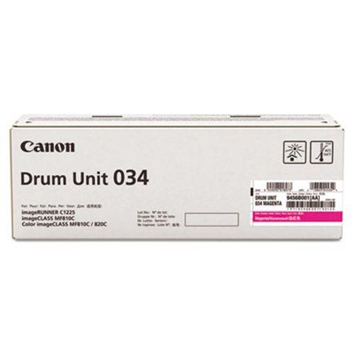 Оригинальный барабан Canon DU 034 M (34500 стр., пурпурный)