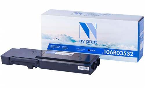 Картридж NVP совместимый NV-106R03532 Black для Xerox VersaLink C400/C405 (10500 стр)