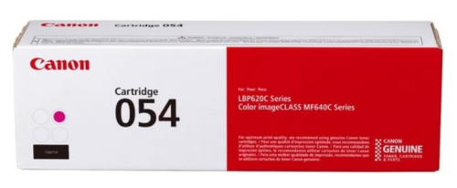 Оригинальный картридж Canon 054M (3022C002)  для Canon i-Sensys LBP621Cw LBP621/LBP623Cdw LBP623/MF641Cw MF641/MF643Cdw MF643/MF645Cx MF645