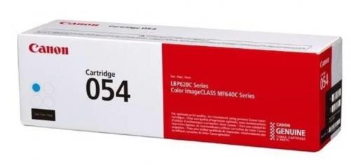 Оригинальный картридж Canon 054C (3023C002) для Canon i-SENSYS LBP621/LBP623/MF641/MF643/MF645