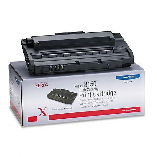 Оригинальный картридж Xerox 109R00747 (5000 стр., черный)