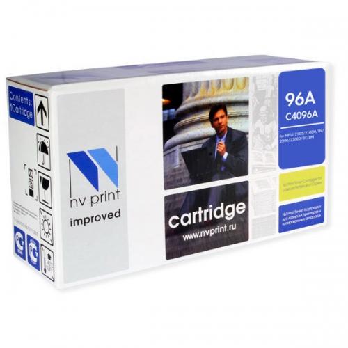 Совместимый картридж NV Print для HP C4096A (5000 стр., черный)