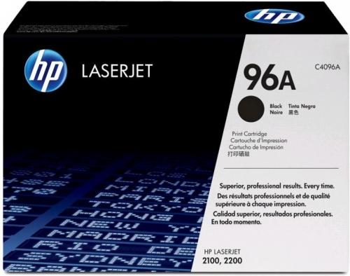 ОРИГИНАЛЬНЫЙ КАРТРИДЖ HP C4096A (5000 СТР., ЧЁРНЫЙ) ДЛЯ HP LASERJET 2100 | 2100TN | 2200 | 2200D | 2200DN | 2200DTN