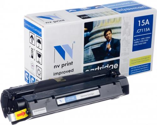 Совместимый картридж NV Print для HP C7115A/Q2624A (2500 стр., черный)