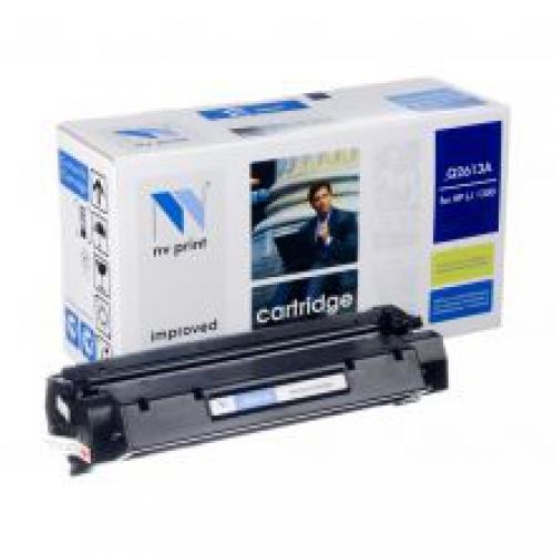 Совместимый картридж NV Print для HP C7115X/Q2624X/Q2613X (3500 стр., черный)