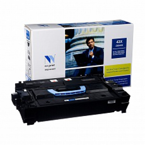 Совместимый картридж NV Print для HP C8543X (30000 стр., черный)