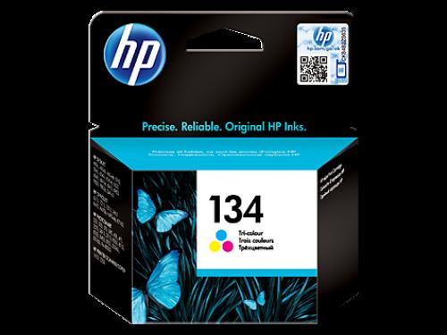 Оригинальный картридж HP C9363HE (134) (14 мл., трехцветный)