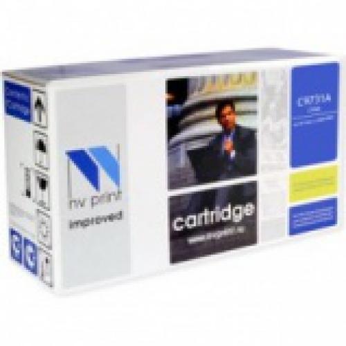 Совместимый картридж NV Print для HP C9731A CYAN (12000 стр., голубой)