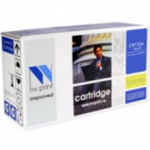 Совместимый картридж NV Print для HP C9732A YELLOW (12000 стр., желтый)
