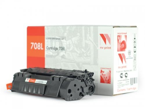 Совместимый картридж NV Print для Canon Cartridge 708L (2500 стр., черный)