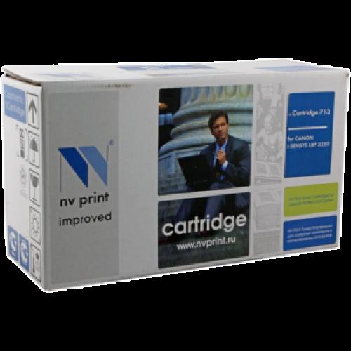 Совместимый картридж NV Print для Canon Cartridge 713 (2000 стр., черный)