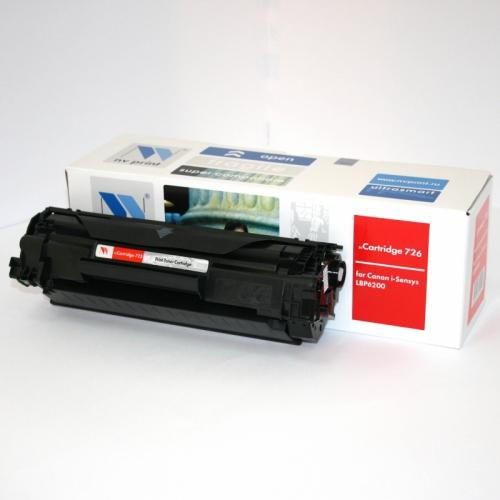 Совместимый картридж NV Print для Canon Cartridge 726 (2100 стр., черный)