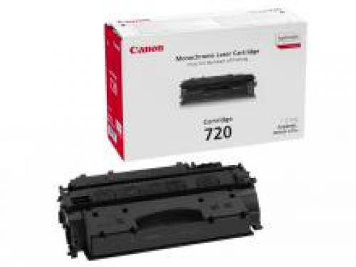 Оригинальный картридж Canon FAX CRG 720 EUR (2617B002) (5000 стр, черный)