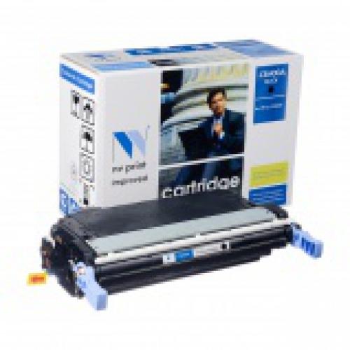 Совместимый картридж NV Print для HP CB400A BLACK (7500 стр., черный)