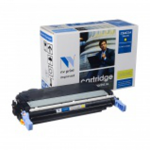 Совместимый картридж NV Print для HP CB402A YELLOW (7500 стр., желтый)