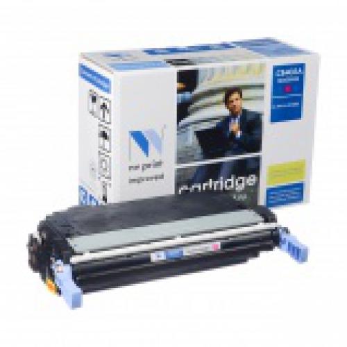Совместимый картридж NV Print для HP CB403A MAGENTA (7500 стр., пурпурный)