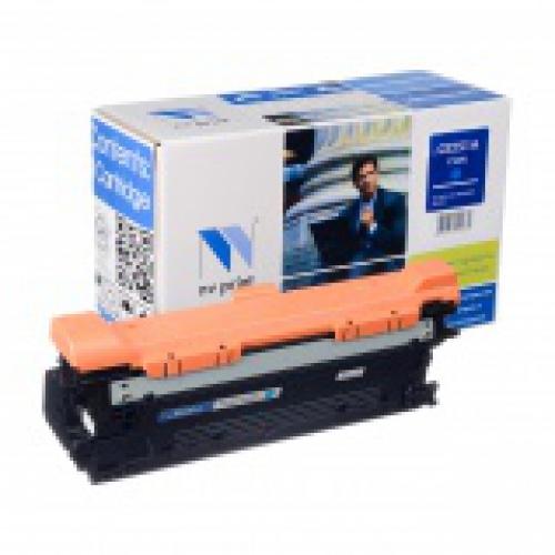 Совместимый картридж NV Print для HP CE251A CYAN (7000 стр., голубой)