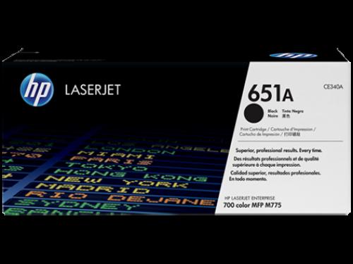 (Уценка) ОРИГИНАЛЬНЫЙ КАРТРИДЖ HP CE340A (ЧЁРНЫЙ, 13500 СТР.) ДЛЯ HP LASERJET ENTERPRISE 700 COLOR MFP M775DN   M775F   M775Z   M775Z PLUS