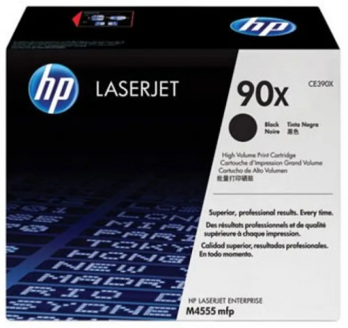 (Уценка)Kартридж HP CE390XD - НТВ-1 для LaserJet Enterprise M4555, M603 Twin Pack  черный  (2 * 24 000 стр.)