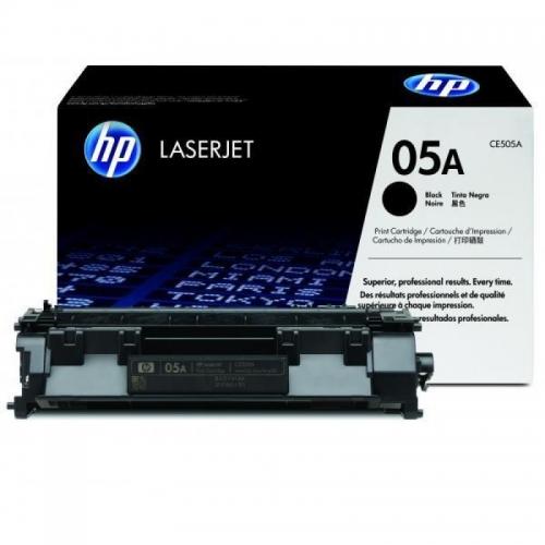 (Уценка)Картридж HP CE505A - НТВ-1 для LaserJet P2055, P2055d, P2055dn, P2035  черный  (2 300 стр.)