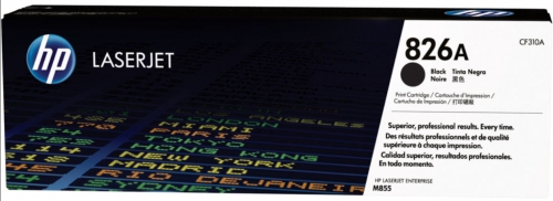 (Уценка) Kартридж HP CF310A - НТВ-1 для Color LaserJet Enterprise M855, M855x+, M855xh  черный  (29 000 стр.)