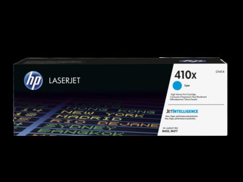Оригинальный картридж HP CF411X (410X) (синий, 5000 стр.)