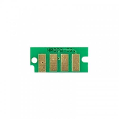(Уценка)Чип для картриджа Xerox 106R01631 Phaser 6000/6010/WorkCentre 6015, голубой