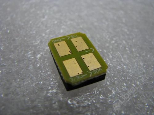 (уценка)Чип Samsung CLP-300 желт 1к