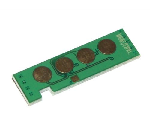 (Уценка)Чип Samsung CLP-360/362/363/364/365/CLX-3300/02/03/04/05 (MLT-406S-C) Cyan Auto-Reset (вечный чип!!!