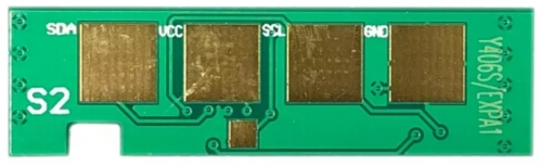 (Уценка)Чип Samsung MLT-406S-Bk для CLP-360/362/363/364/365/368/CLX-3300/3302/3304/3305/ черн 1,5К