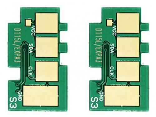 (Уценка)Чип Samsung SL-M2620/2820 M2670/2870 (MLT-D115L) 3K (ELP Китай)