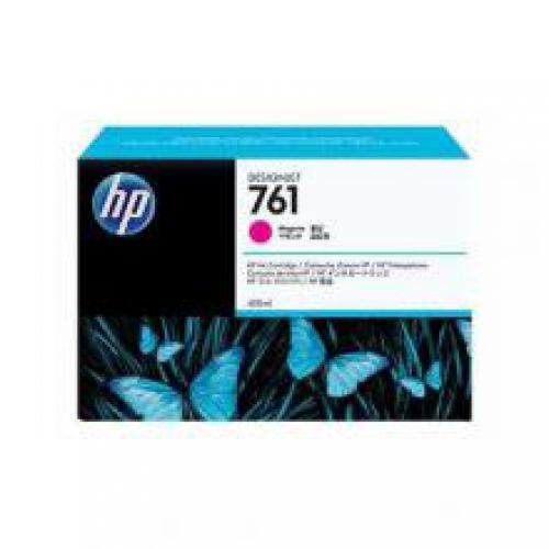 (Акция)Оригинальный картридж HP CM993A (пурпурный, 400 мл.)