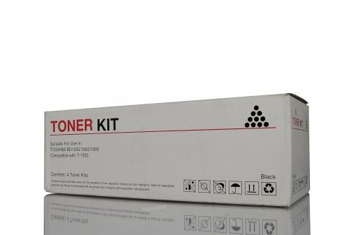 Оригинальный Toner Kit Toshiba 1550 (4 шт. в упаковке) (7000 стр., черный)