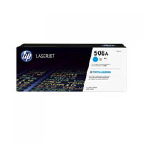 (Уценка) Kартридж HP CF361X - НТВ-1 для Color LaserJet Enterprise M553dn, M553n, M553x  голубой  (9 500 стр.)